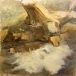 souche, huile sur bois-collection-part100x100